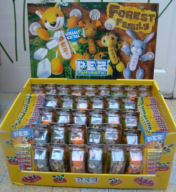 Pez forest