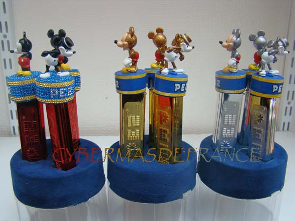 Mickey Charity Pez