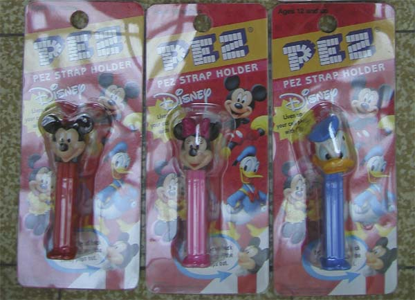 pez phone mickey